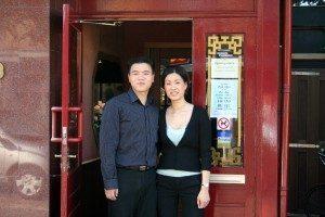Restaurant Chinese Muur in Burgum